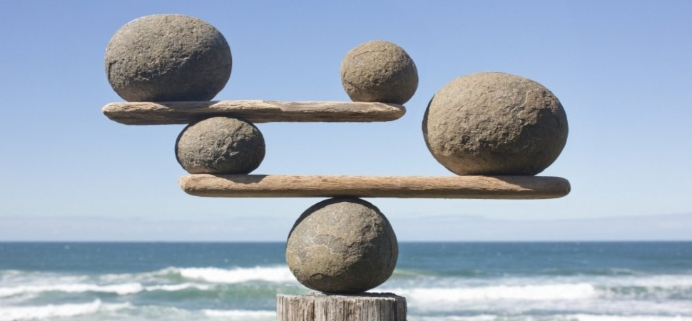 Rebooting your business; – Hanging in the balance!