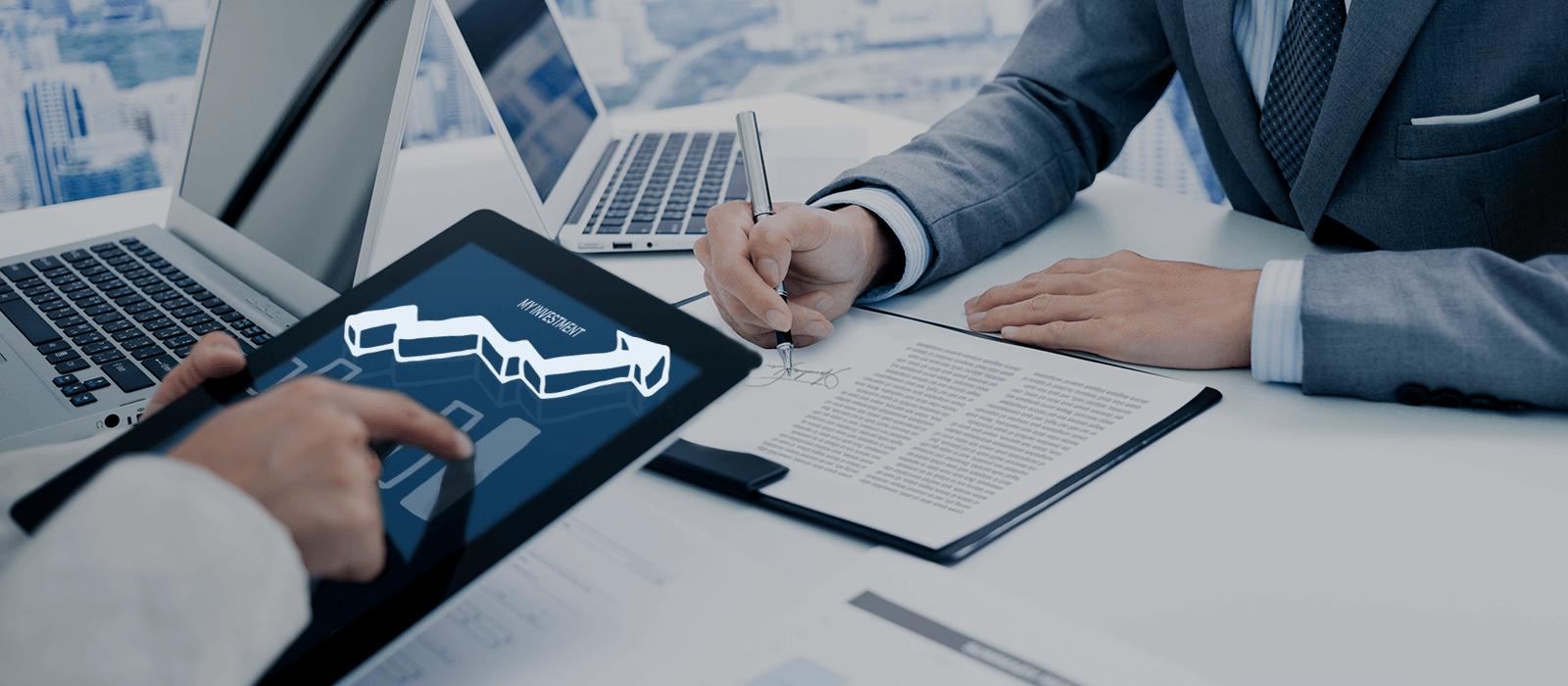 03 – Defining Investor Operating Mode